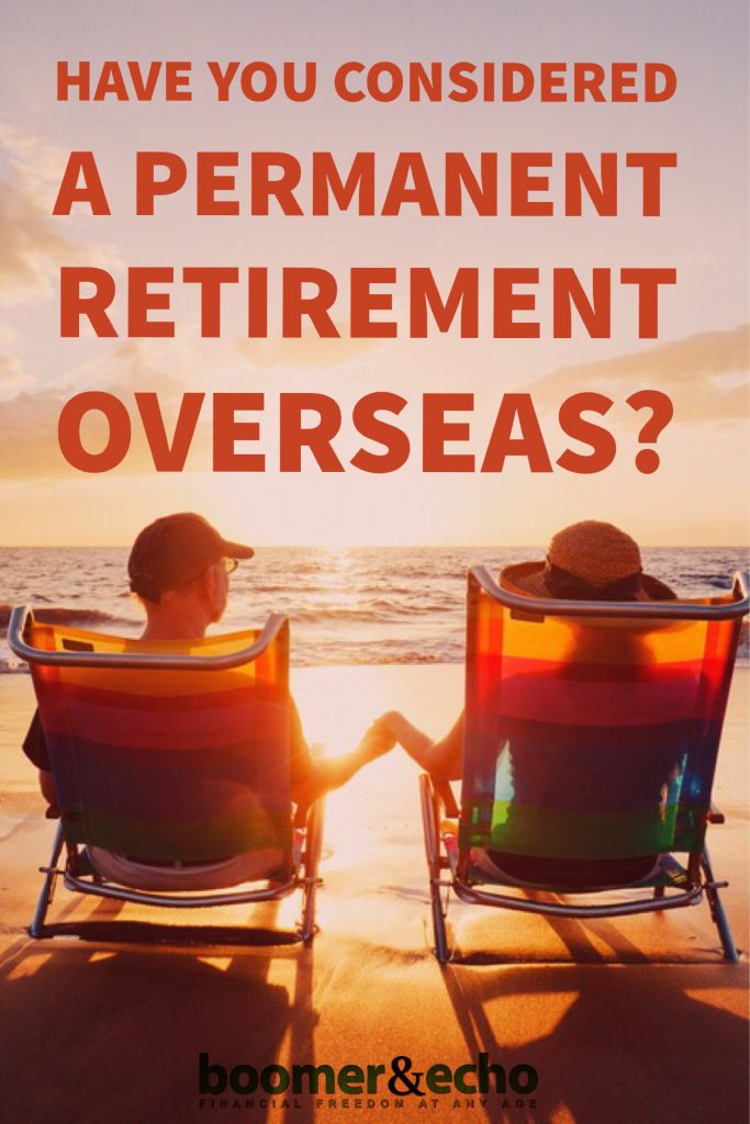 Permanent Retirement Overseas