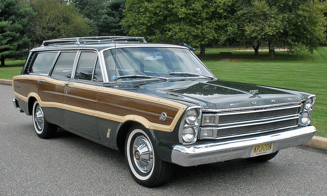 1966 Ford County Squire
