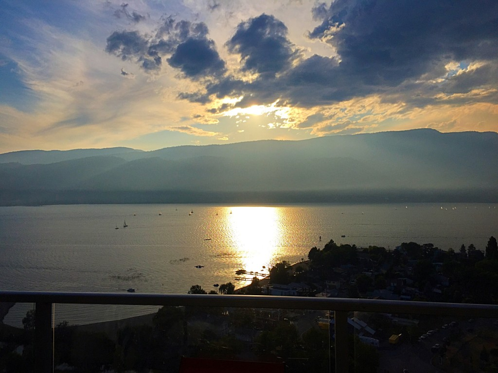 Kelowna vacation
