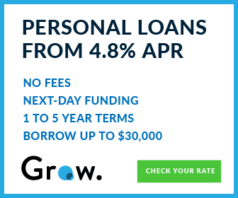 Consolidation loan powered by grow