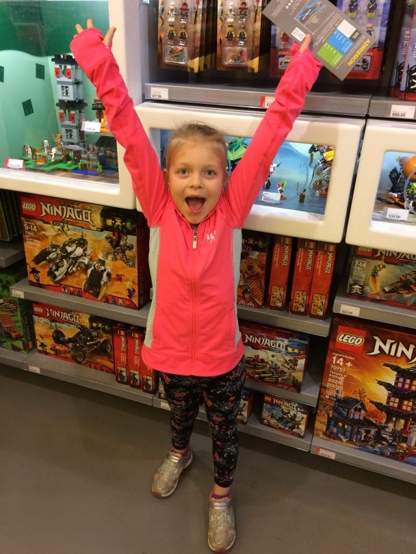 Chinook Centre: Lego Store