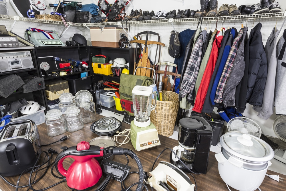 It's Time To Declutter: Free Your Home Of Unnecessary Junk