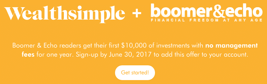 Invest with Wealthsimple