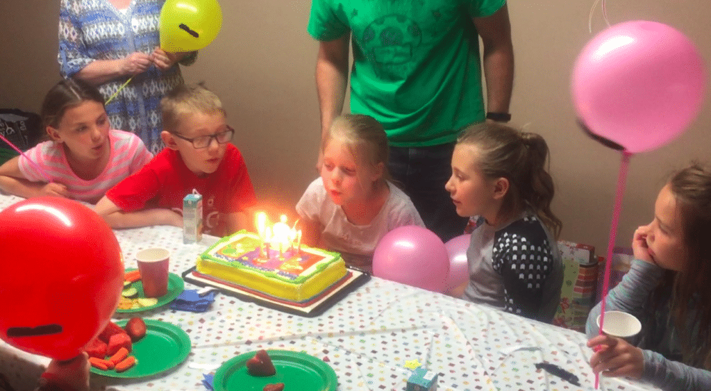Comparing Birthday Parties For Kids Gymnastics Centre Vs Mcdonalds
