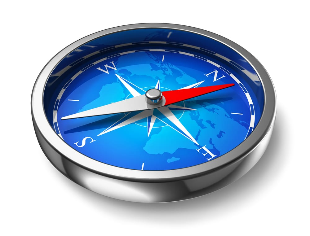 Your Financial Plan Is A Compass