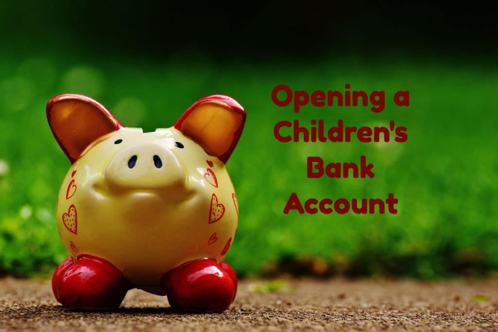 Banks Dropping The Ball On Children's Banking Options