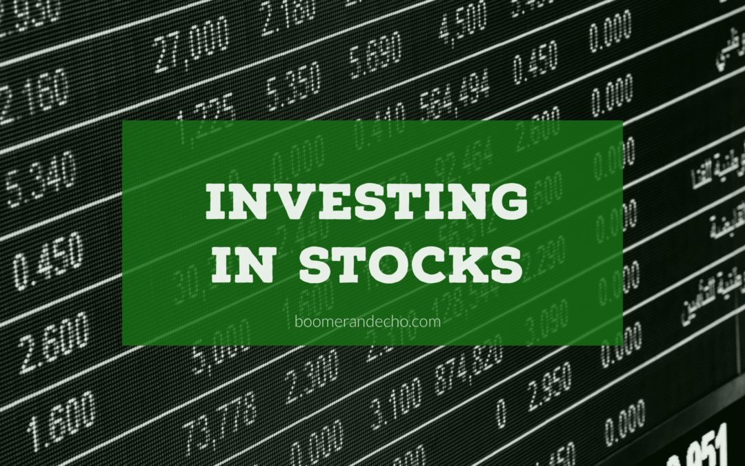 Building Your Wealth: Investing In Stocks