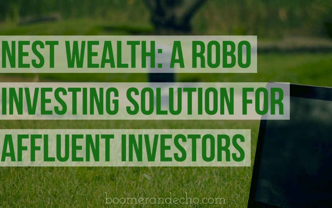 A Robo Investing Solution For Affluent Investors