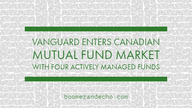 Vanguard Mutual Funds Canada
