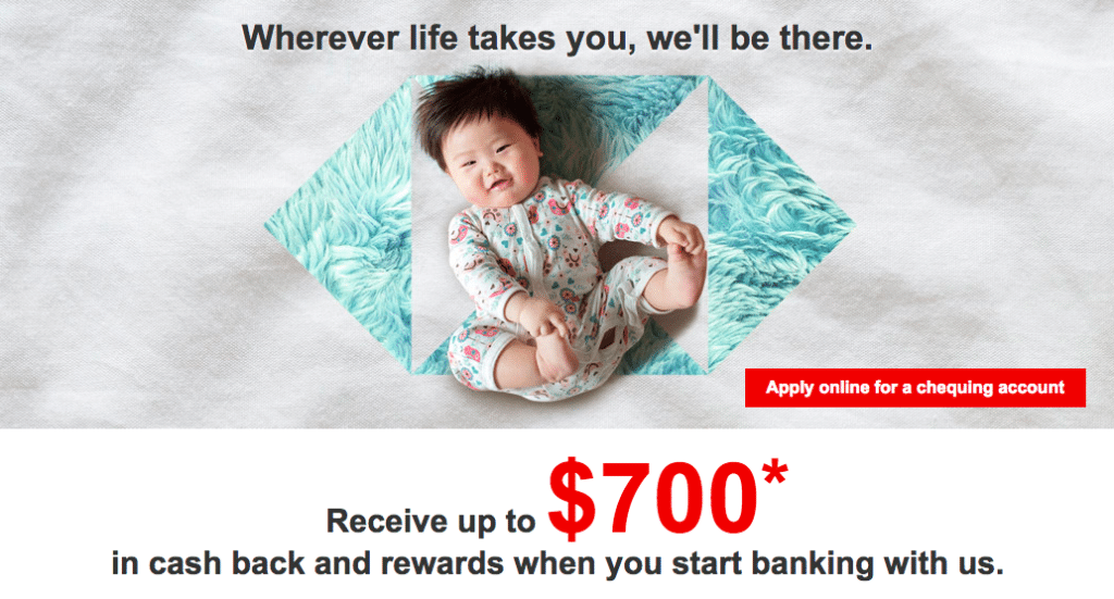 HSBC $700 to switch banks