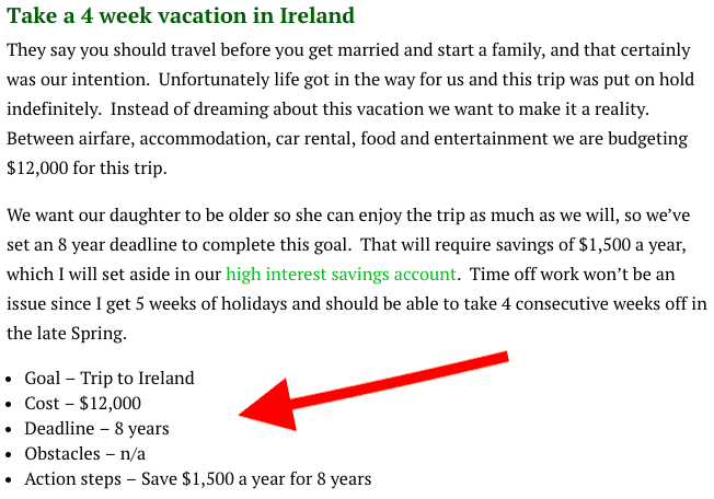 4-Week Vacation in Ireland