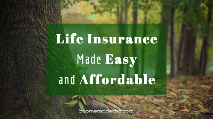 Life Insurance Made Easy and Affordable