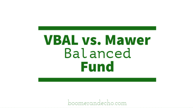 VBAL vs. Mawer Balanced Fund For One-Stop Investing