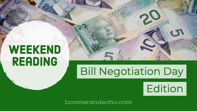 Weekend Reading_ Bill Negotiation Day Edition